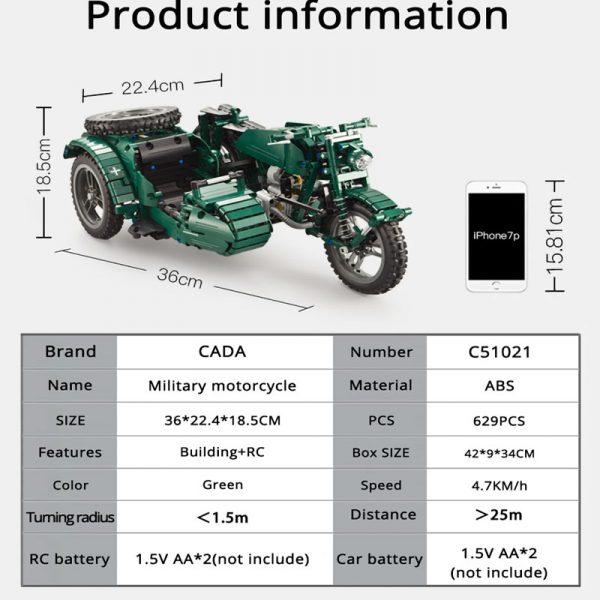 CADA C51021 2