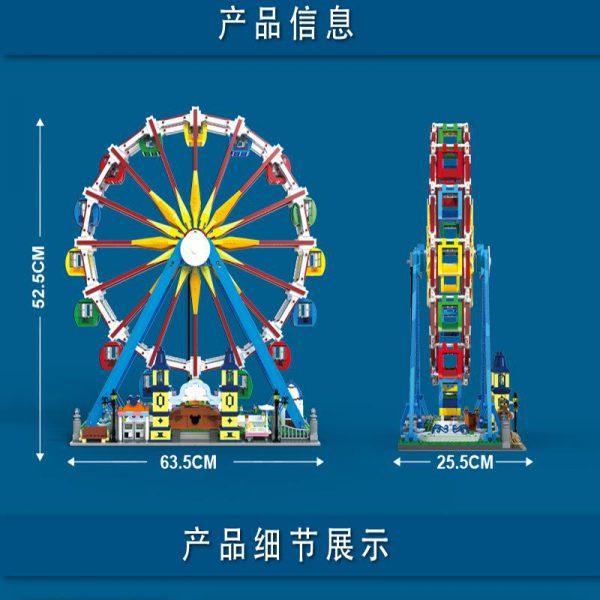 Creator MOULDKING 11006 Ferris Wheell 4