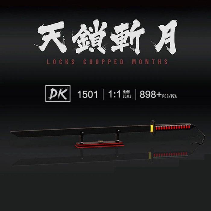 Creator DK 1501 Locks Chopped Months