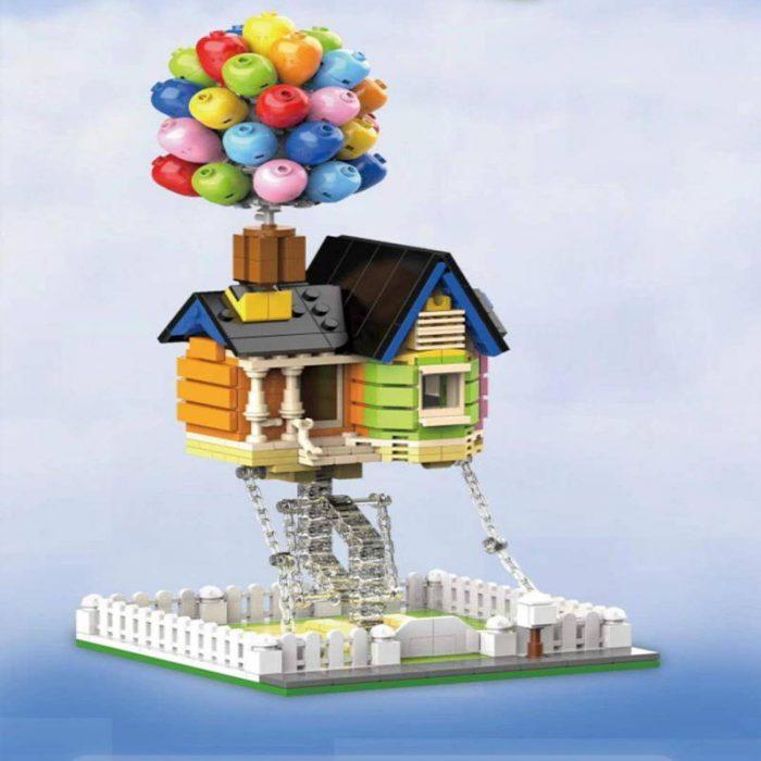 Creator dk 7025 balloon house