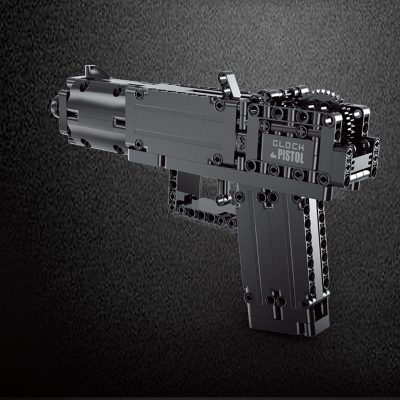 Military MOULDKING 14008 Glock Automatic Pistol