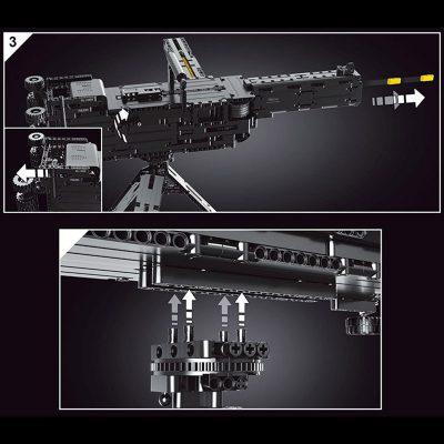 MOULDKING 14009 Maxim Heavy Machine Gun 3