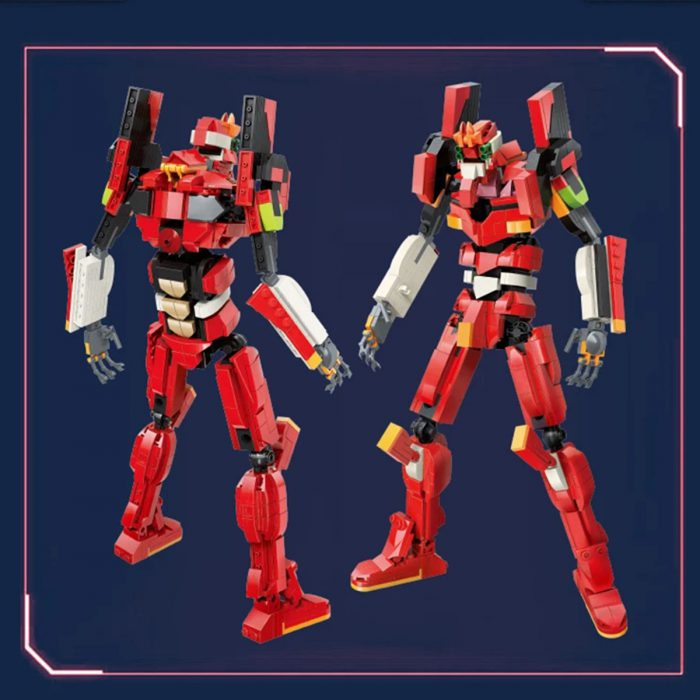 Movie ENLIGHTEN K20305 - Evangelion Production Model-02