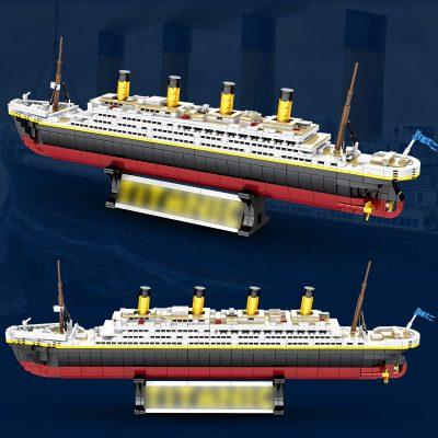 SY 0400 The classic cruise Titanic ship 3