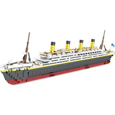 SY 0400 The classic cruise Titanic ship 4