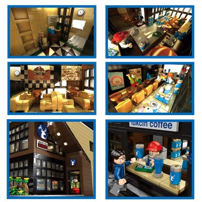 SY 5208 MOC 45635 Starbucks Modern Coffee Shop 4