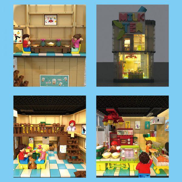 City SY 5209 Milk Tea Shop