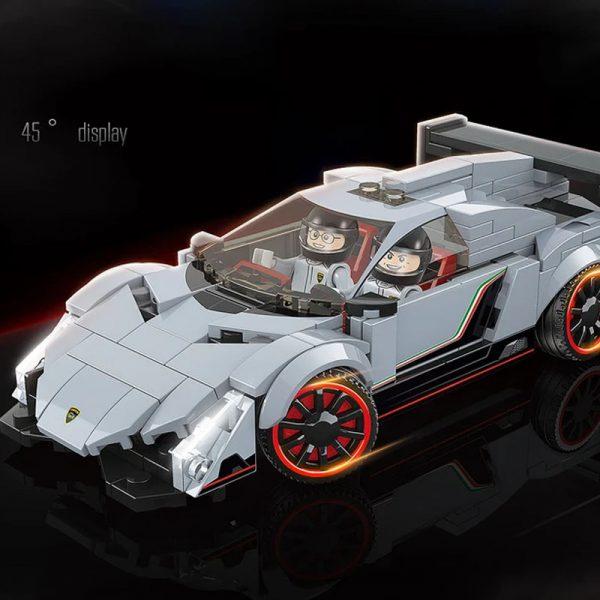 Technic 100136 Lamborghini Veneno 3