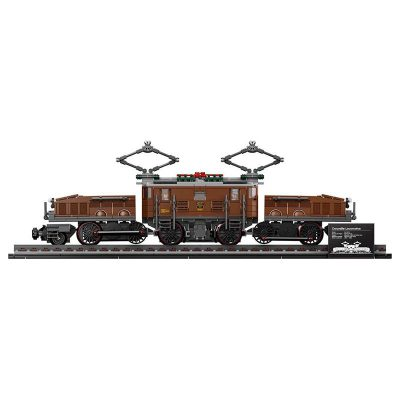 Technic KING 40010 Crocodile Locomotive 3
