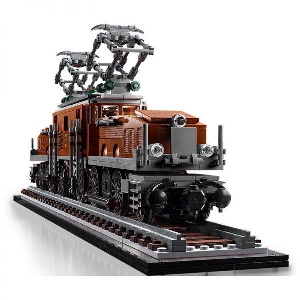 Technic KING 40010 Crocodile Locomotive (2)