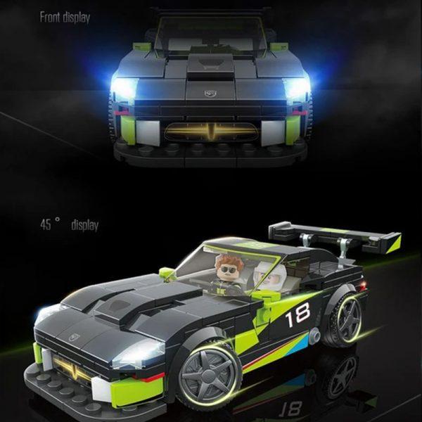Technic QUANGUAN 100138 Dodge ACR 2