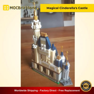 moc 12492 magical cinderellas castle mocbrickand.pptx 1
