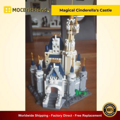 moc 12492 magical cinderellas castle mocbrickand.pptx 4