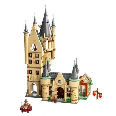 Movie KING 80004 Hogwarts Astronomy Tower Compatible LEGO 75969