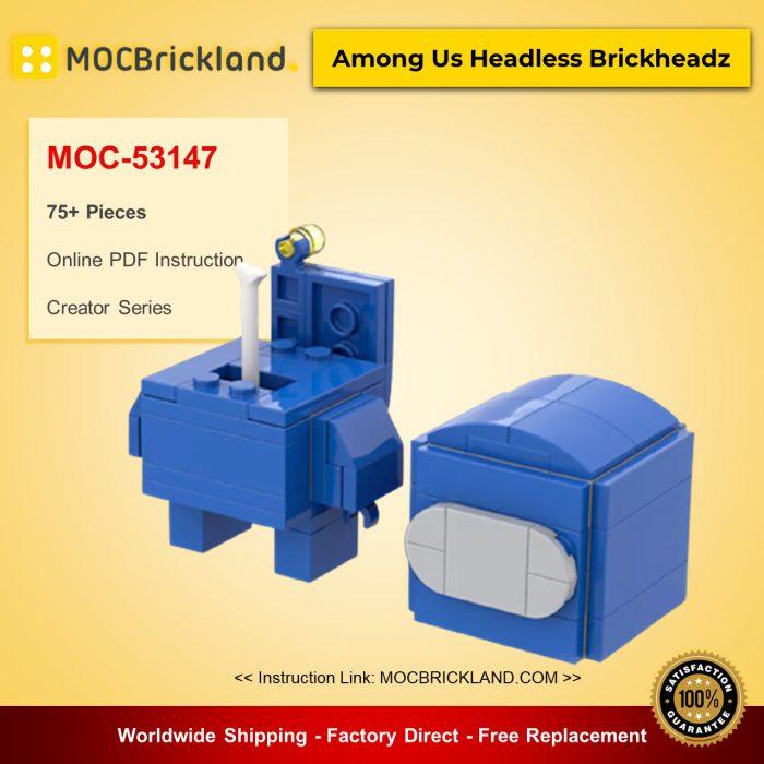 Creator moc-53147 among us headless brickheadz by dia_slime mocbrickland