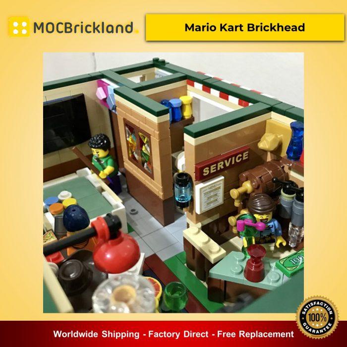 Modular Buildings MOC-54894 Modular Central Perk Cafe & Pub Alternative Build of LEGO Set 21319-1 By LegoArtisan MOCBRICKLAND
