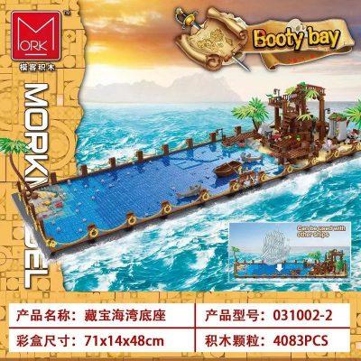 Creator MORK 031002-2 Booty Bay Base