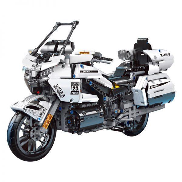 MOULDKING 23001 MOC 29381 2018 Honda Gold Wing GL1800 17 5