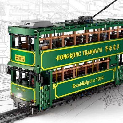 MOULDKING KB120 Hong Kong Tramways 2
