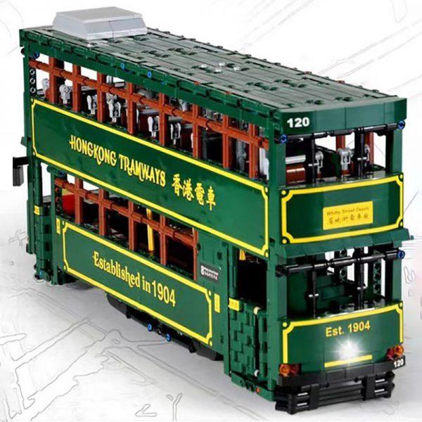 MOULDKING KB120 Hong Kong Tramways 3