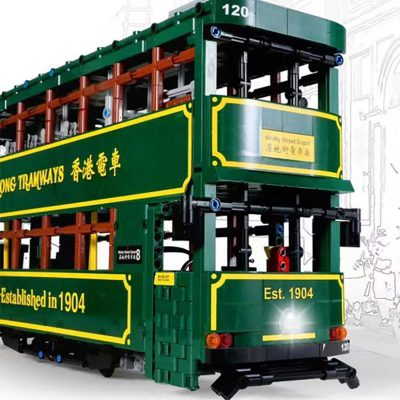 Technic MOULDKING KB120 Hong Kong Tramways