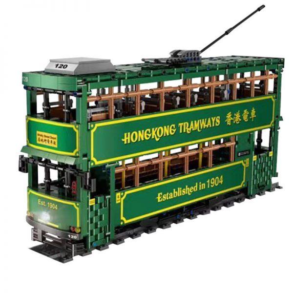 MOULDKING KB120 Hong Kong Tramways 5