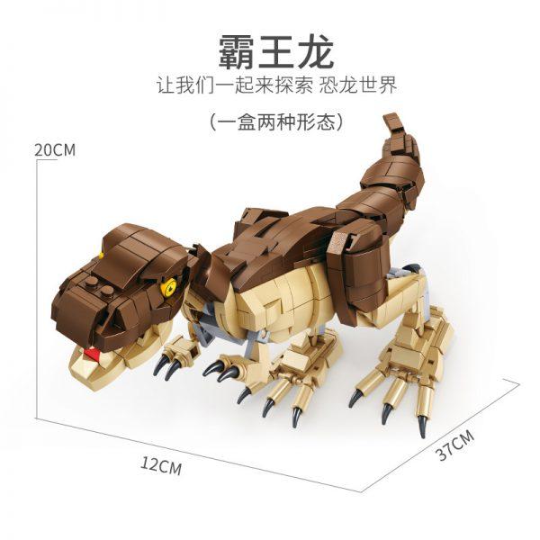 Creator PANLOS 612002 Tyrannosaurus Rex