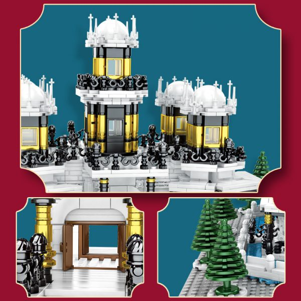 SEMBO 608003 Palace building Yanxi Palace 2