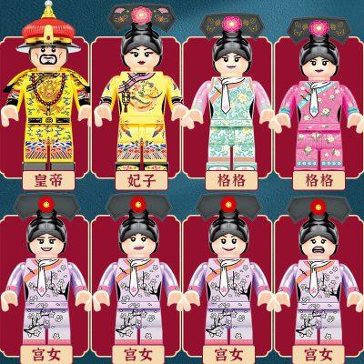 SEMBO 608003 Palace building Yanxi Palace 3