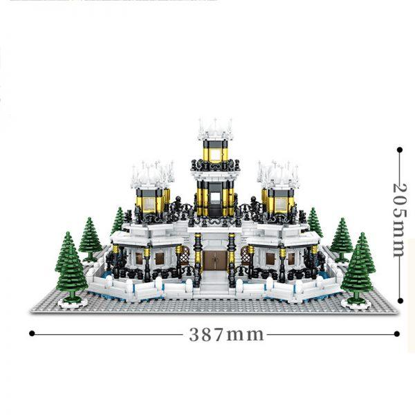 SEMBO 608003 Palace building Yanxi Palace 5