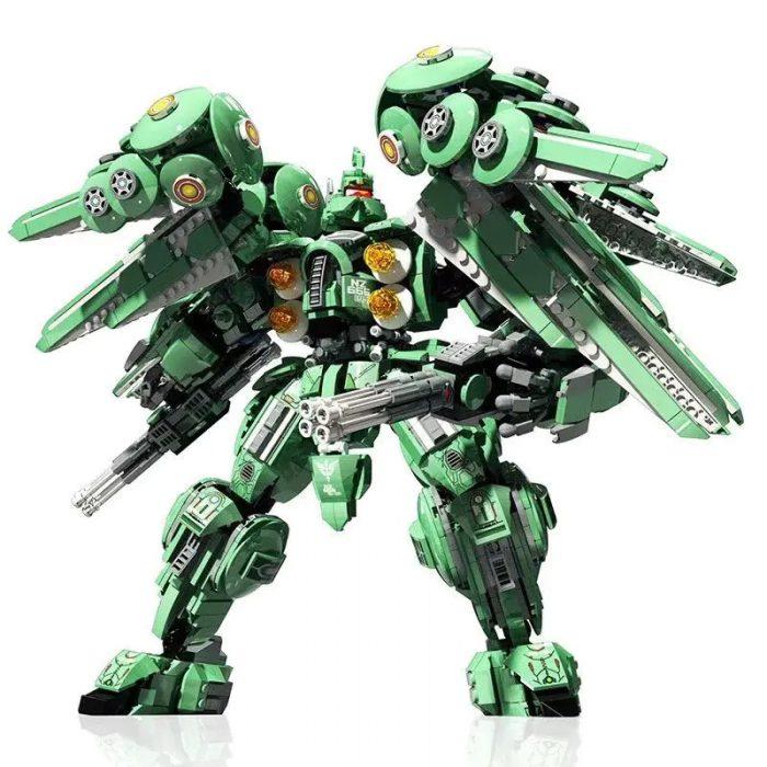 Movie Super Gundam SX 9027 NZ-666 KSHATRIYA Gundam Series