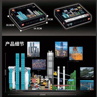 SY 5342 The Skyline Chongqing 2
